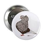 Brown Teager Cap Button