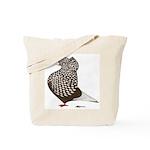Brown Teager Cap Tote Bag