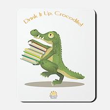 Crocodile2 Mousepad