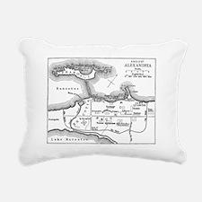 alexandriaplan(pck57) Rectangular Canvas Pillow