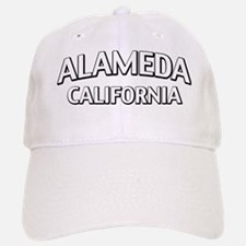 Alameda CA Baseball Baseball Cap