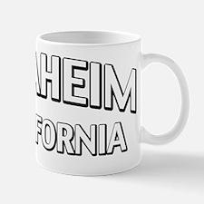 Anaheim CA Mug