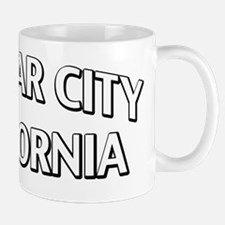 Big Bear City CA Mug