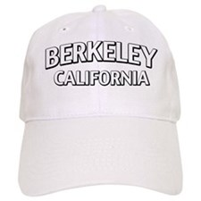 Berkeley CA Baseball Cap