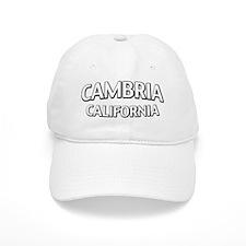 Cambria CA Baseball Cap