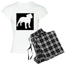 staffordshirebullterrierlp pajamas