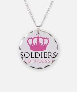 Soldiers Princess Necklace
