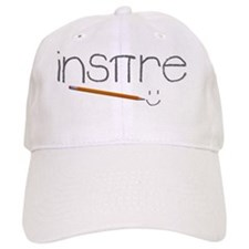 Inspire in Pencil Baseball Cap