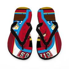Circus Pad1 Flip Flops