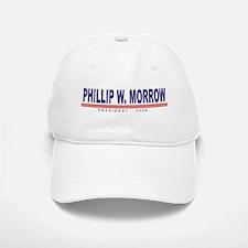Phillip W Morrow (simple) Baseball Baseball Cap