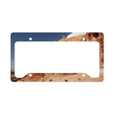 Corona Arch License Plate Holder