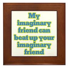 imaginary2 Framed Tile