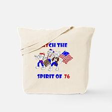 Catch The Spirit Again III Tote Bag