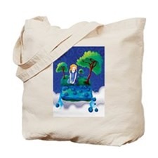 Blueberry Dreams Tote Bag