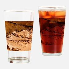 Kiva in Lower Grand Gulch Drinking Glass