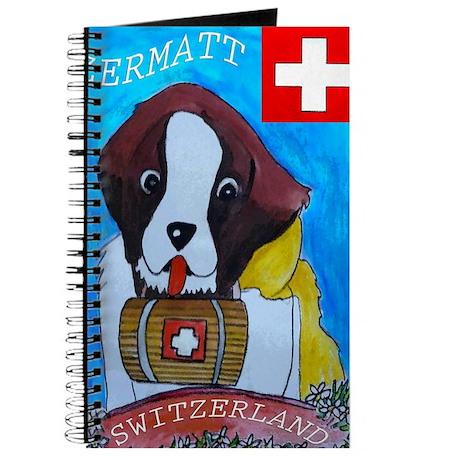 St Bernard frame Journal