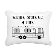 HomeSweetHomeClassA Rectangular Canvas Pillow