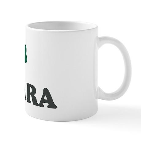 I Shamrock BARBARA Mug
