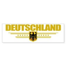 Germany (Flag 10) pocket Bumper Sticker