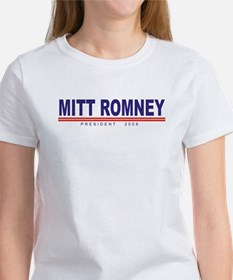 Mitt Romney (simple) Tee