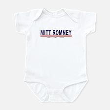 Mitt Romney (simple) Infant Bodysuit