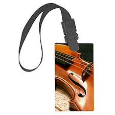 violinsigg Luggage Tag