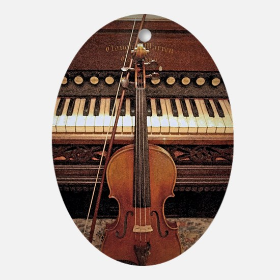 concertomastersigg Oval Ornament