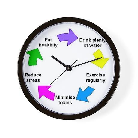 lifeinbalance2714 Wall Clock
