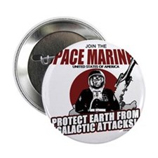 "Join the Space Marines 2.25"" Button"