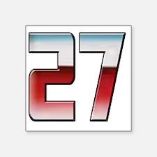 "CSTRANSFORMERS27 Square Sticker 3"" x 3"""