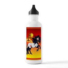 _journal Appaloosa War Water Bottle