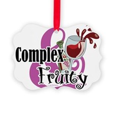 Wine-Complex-and-Fruity Ornament