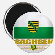 Sachsen (Flag 10) Magnet
