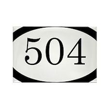 504_bumper Rectangle Magnet