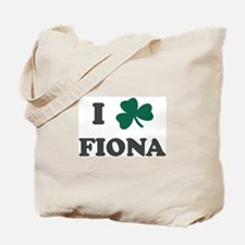 I Shamrock FIONA Tote Bag