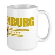 Brandenburg (Flag 10) pocket Mug