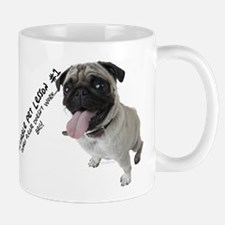 Valuable Pet Lesson #1 Mug Mugs