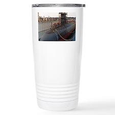 aspro large framed print Travel Mug