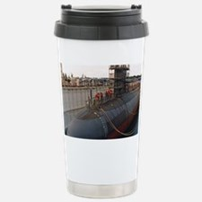 aspro large framed print Travel Mug