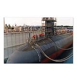 Submarine Postcards