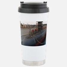aspro note card Travel Mug