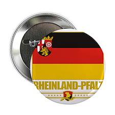 """Rheinland-Pfalz (Flag 10) 2.25"""" Button"""