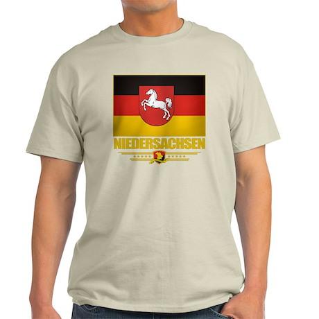 Niedersachsen (Flag 10) Light T-Shirt