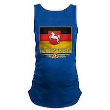 Niedersachsen (Flag 10) Maternity Tank Top