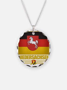 Niedersachsen (Flag 10) Necklace