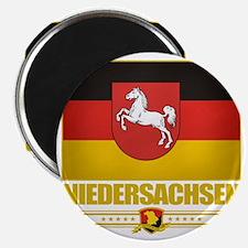 Niedersachsen (Flag 10) Magnet