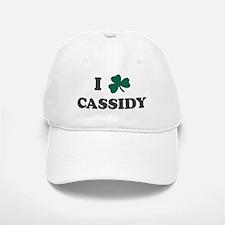 I Shamrock CASSIDY Baseball Baseball Cap