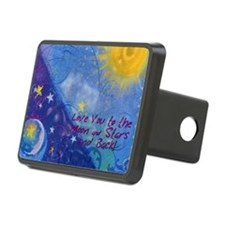 MoonSTARSlove Hitch Cover