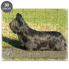 Skye Terrier 9C066D-16 Puzzle