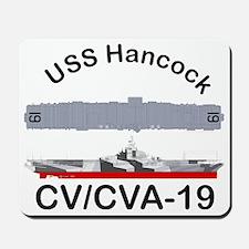 Essex-Hancock-Straight_front Mousepad